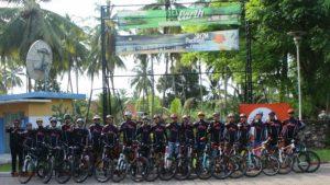 Club Kajawah jadi Tuan Rumah Lampung Bersepeda Seri 23