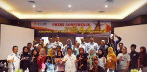 KA Divre Bulog Lampung, memaparkan hasil kinerja selama 2019