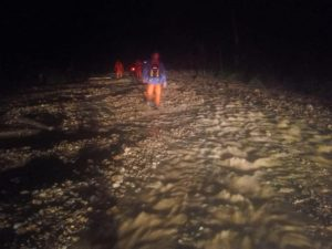 Basarnas turunkan tim bantu korban banjir Semaka Tanggamus