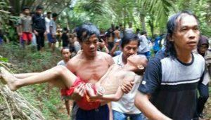 Hendak pergi ke masjid, Rafa tewas ditemukan didasar sungai wayit Poncowati