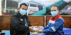 Kunjungi Pertamina Geothermal Ulubelu Tanggamus, Gubernur Arinal Motivasi Petani Kopi sebagai Pilot Project KPB Sektor Perkebunan