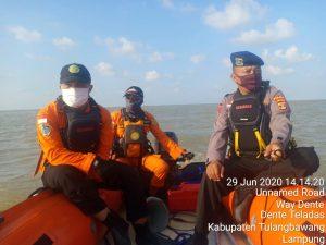 Basarnas Lampung Hentikan Pencarian Rohiman Dilanjutkan Pemantauan