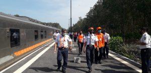 EVP Divre IV resmikan bangunan baru stasiun Way Tuba