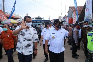 Menteri Kelautan dan Perikanan Dukung Gubernur Arinal Majukan Perikanan Lampung, Meski di Tengah Pandemi Covid-19 Ekspor Perikanan Lampung Naik 18%