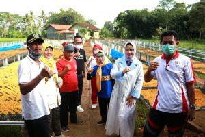 Riana Sari Arinal Support UKM agar Bangkit Kembali Pasca Pandemi Covid-19