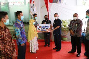 Pengukuhan Tim TPAKD Mesuji, Gubernur Arinal Dorong Kabupaten Mesuji Bangun Pertumbuhan Ekonomi Demi Kesejahteraan Masyarakat