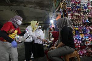 Pasar tradisional menjadi perhatian Rycko Jos