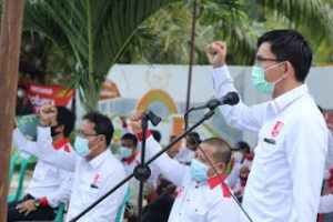 Aggota DPRD Lampung, Ade Dorong Lampura Miliki Kolam Renang Standar Dunia