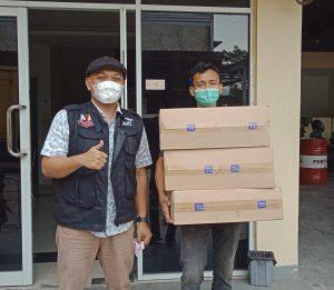 AJT Salurkan 3000 Masker untuk Panti Asuhan Peduli Harapan Bangsa (PHB) dan Pondok Pesantren di Lampung