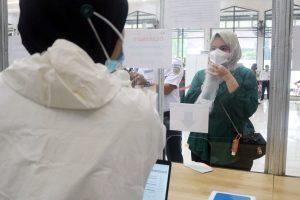 KAI Hadirkan Pemeriksaan GeNose C19 pada 10 Stasiun di Sumatera