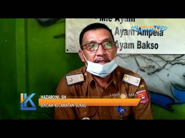 Verifikasi ODF Pekon Pagar Dewa Kecamatan Sukau tingkat Kabupaten