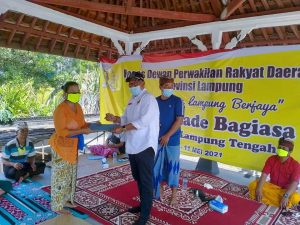 Made Bagiasa Reses di Tiga Lokasi di Lampung Tengah
