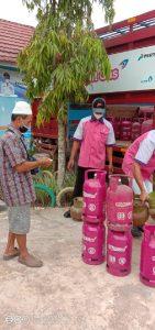 Pertamina Bersinergi bersama Pemda Lakukan Road Show Program Trade in LPG 3 Kg Bersubsidi ke LPG NPSO Bright Gas 5,5 Kg dan Bright Gas 12 Kg