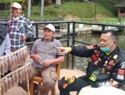 Irjen pol (purn) Drs HI,Ike Edwin SH.MH MM. Pulang ke kampung halaman