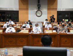 Kemenkumham Ajukan Anggaran kepada Komisi III DPR RI, untuk Program Bantuan Hukum Gratis bagi Masyarakat Miskin