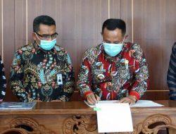 Pemkab Lampung Selatan jalin Kerjasama dengan BRI