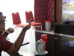 Nanang Ermanto ikuti Pembekalan Kepemimpin Bupati terpilih selama 5 hari secara Virtual