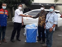 Respon Cepat Peduli dan Berbagi, PT Bukit Asam Tbk. Berikan Bantuan Dampak Angin Puting Beliung