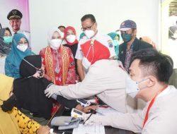 Ibu Hamil di Lampung Selatan Mulai di Vaksin Covid-19