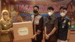Pemprov Lampung Melalui Dinas Perindag Gelar Penganugerahan Duta Konsumen Cerdas Lampung Berjaya