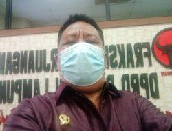 Terkait Kerumunan Vaksin DPRD Provinsi Lampung Minta Polda Panggil Pihak Reihana