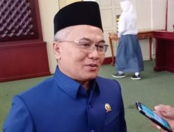 Yozi Rizal Ketua Komisi I DPRD Lampung Soroti Polemik Tabung Oksigen