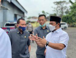 Ketua Komisi II DPRD Lampung Wahrul Fauzi Silalahi Ajak Warga Lamsel Sukseskan Vaksinasi Massal