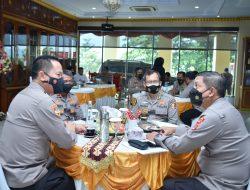 Tim Puslitbang Polri Kunjungi Lampung selama 4 Hari