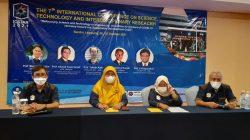 Negara Malaysia, Jepang, Singapura, Kanada, dan India ikut andil acara Konferensi Internasional IC-STAR yang ke-7 Tahun 2021